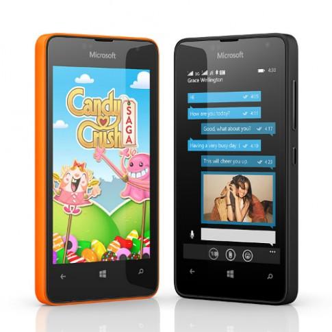 Ảnh Microsoft Lumia 430