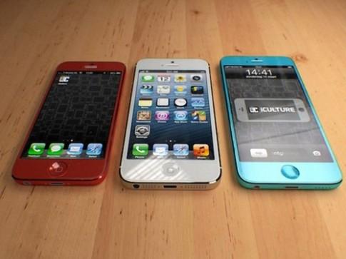 Ảnh mô phỏng iPhone vỏ nhựa giá rẻ