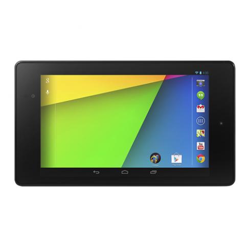 Ảnh Nexus 7 phiên bản mới