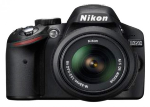 Ảnh Nikon D3200 xuất hiện