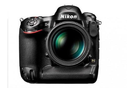 Ảnh Nikon D4 xuất hiện trước giờ ra mắt
