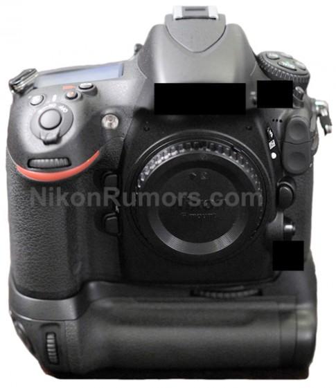 Ảnh Nikon D800 xuất hiện