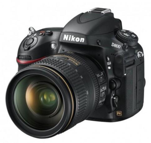 Ảnh Nikon D800 xuất hiện trước giờ ra mắt