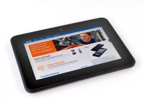 Ảnh 'nội thất' Kindle Fire HD 7 inch