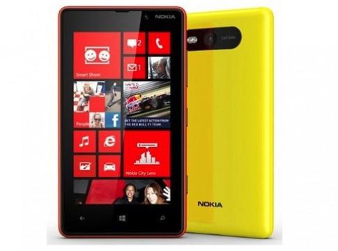 Ảnh Nokia Lumia 820