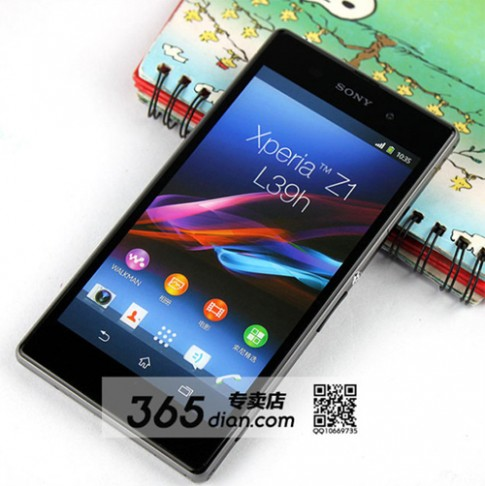 Ảnh rõ nét về điện thoại Sony Z1 Honami với camera 20 'chấm'