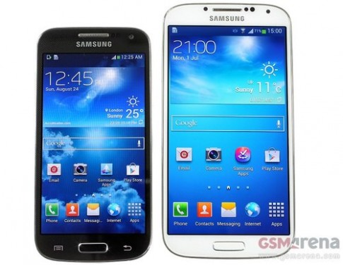 Ảnh Samsung Galaxy S4 Mini