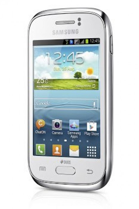 Ảnh Samsung Galaxy Young
