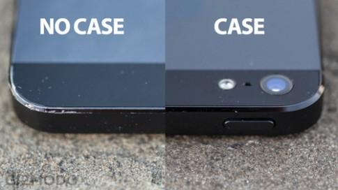 Ảnh so sánh 2 chiếc iPhone 5 sau hai tháng sử dụng