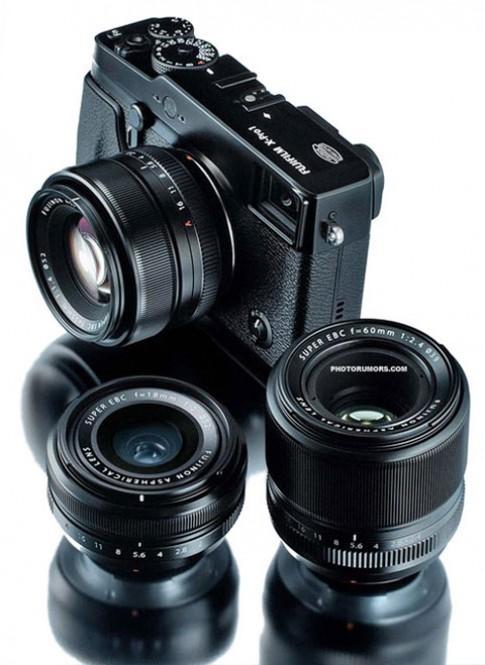 Ảnh, thống số kỹ thuật X-Pro 1 của Fujifilm xuất hiện