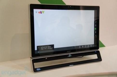 Ảnh thực tế Acer Aspire ZS6000