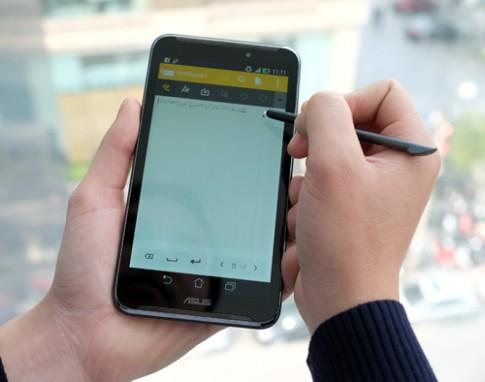 Ảnh thực tế Asus FonePad Note 6