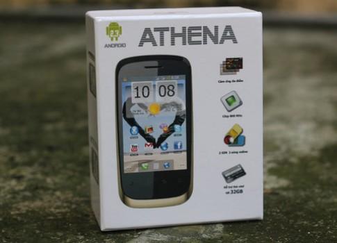 Ảnh thực tế Athena X1