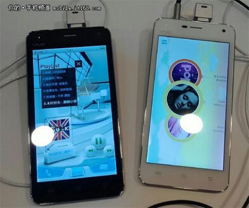 Ảnh thực tế BBK Vivo X1 siêu mỏng 6,55 mm
