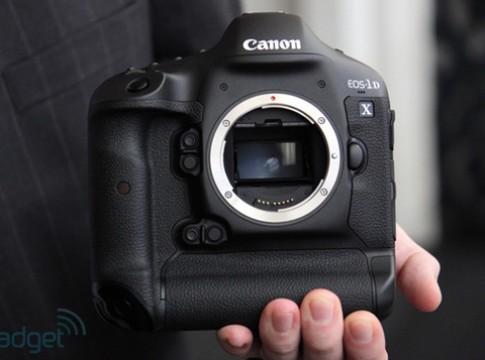 Ảnh thực tế Canon EOS-1D X