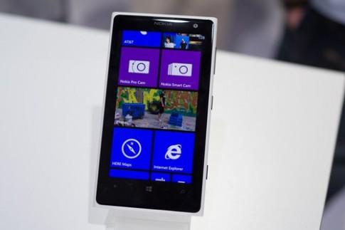 Ảnh thực tế điện thoại 41 megapixel Lumia 1020