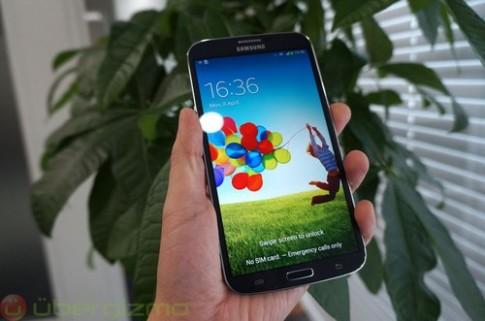 Ảnh thực tế điện thoại 6,3 inch Samsung Galaxy Mega