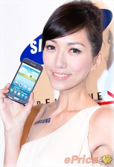 Ảnh thực tế Galaxy Premier lõi kép màn hình HD