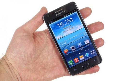 Ảnh thực tế Galaxy S II Plus vừa ra mắt