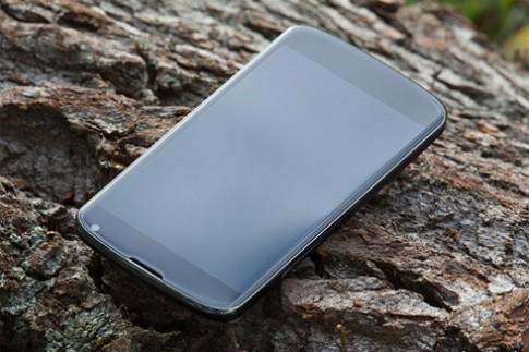 Ảnh thực tế Google Nexus 4