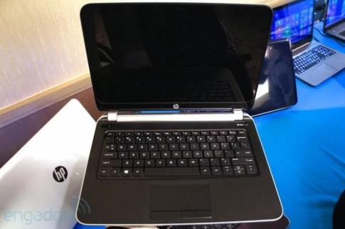Ảnh thực tế HP Pavlion 11 TouchSmart