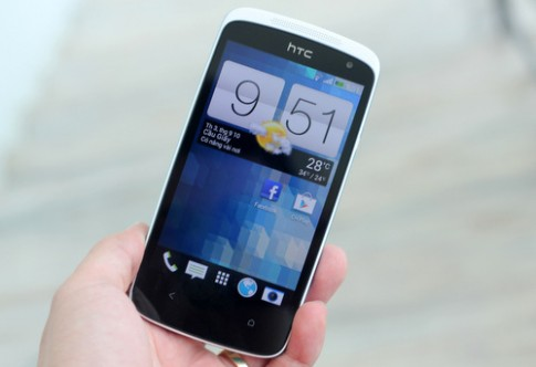 Ảnh thực tế HTC Desire 500 ở Việt Nam