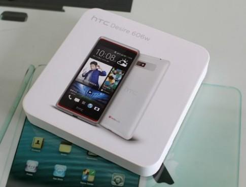 Ảnh thực tế HTC Desire 606w