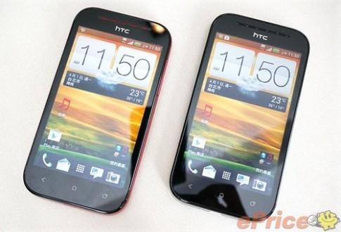 Ảnh thực tế HTC Desire P lõi kép