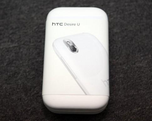 Ảnh thực tế HTC Desire U tại TP HCM