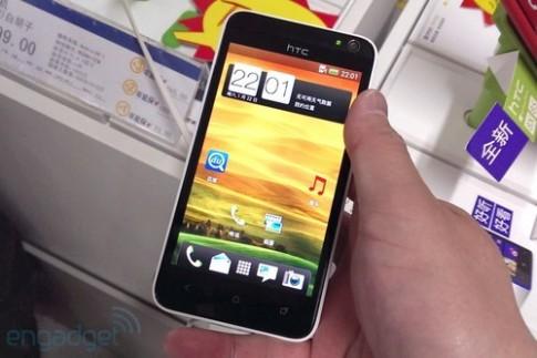 Ảnh thực tế HTC E1