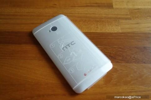 Ảnh thực tế HTC One