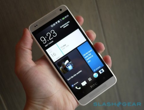 Ảnh thực tế HTC One Mini