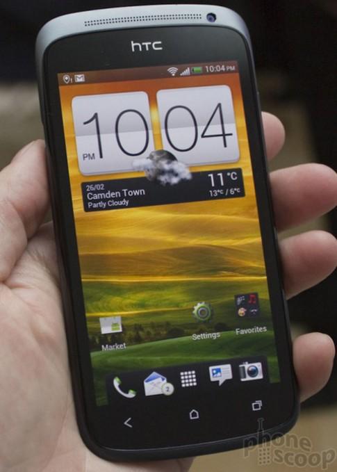 Ảnh thực tế HTC One V và One S