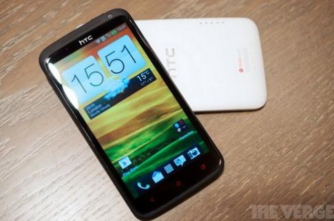 Ảnh thực tế HTC One X