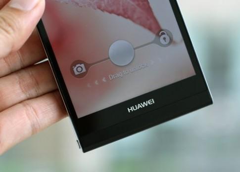 Ảnh thực tế Huawei Ascend P6