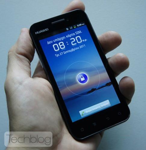 Ảnh thực tế Huawei Honor chip 1,4GHz