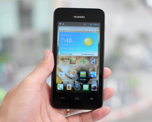 Ảnh thực tế Huawei Y320