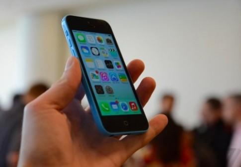 Ảnh thực tế iPhone 5C