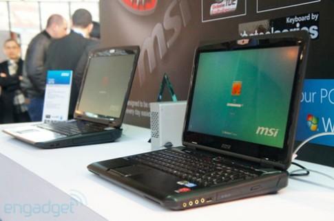 Ảnh thực tế laptop chơi game MSI GT60 và GT70