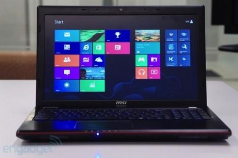 Ảnh thực tế laptop MSI GE60