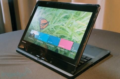 Ảnh thực tế Lenovo ThinkPad Edge Twist