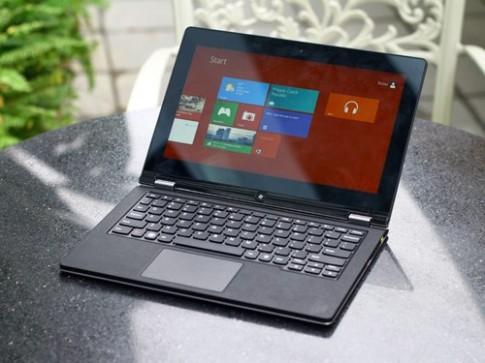 Ảnh thực tế Lenovo Yoga 11