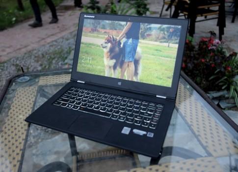 Ảnh thực tế Lenovo Yoga 2 Pro