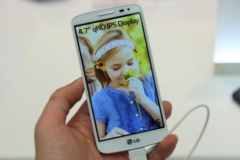 Ảnh thực tế LG G2 Mini