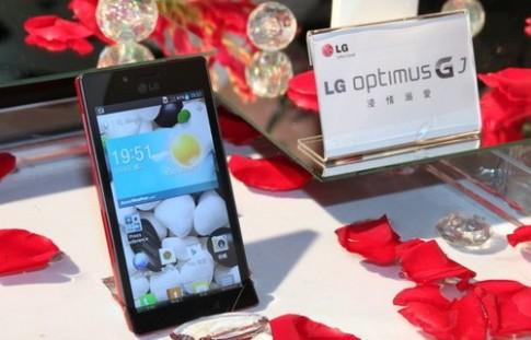 Ảnh thực tế LG Optimus GJ