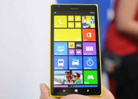 Ảnh thực tế Lumia 1520