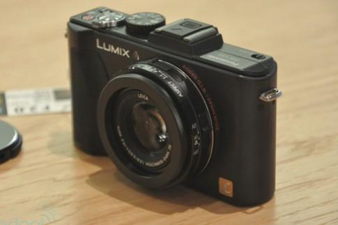 Ảnh thực tế Lumix LX5 của Panasonic
