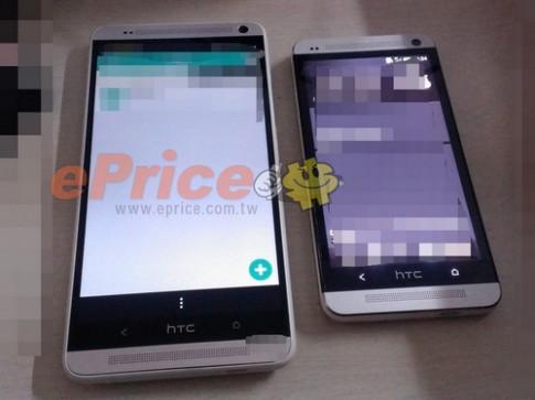 Ảnh thực tế mới về phablet HTC One Max 5,9 inch