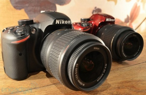 Ảnh thực tế Nikon D3200