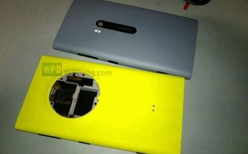 Ảnh thực tế Nokia EOS